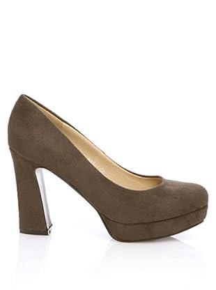 Benini Zapatos Salón (Gris)