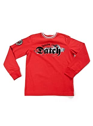 Datch Dudes T-shirt (Rosso)