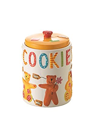 Enjoy Home  Keksdose Bears orange