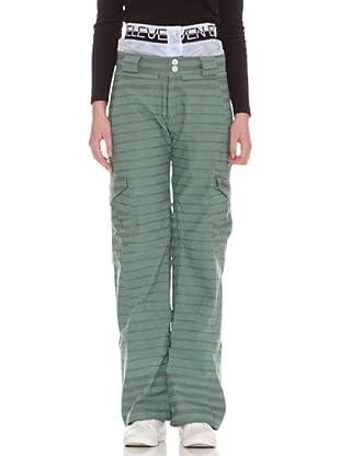 Eleven Pantalon Lamia (Verde / Gris)