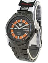 Seiko Analog Multi-Color Dial Men's Watch - SRP345K1