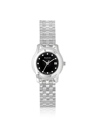Gucci Women's YA055534 The G Class Black Stainless Steel Watch
