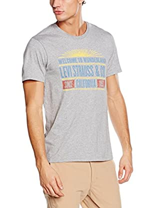 Levis Brand Camiseta Manga Corta Graphic Set-In Neck 2