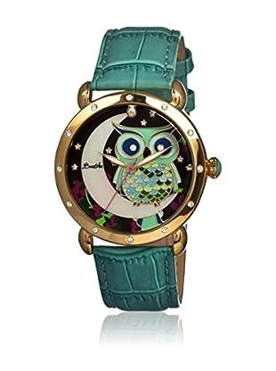 Bertha Uhr mit Japanischem Quarzuhrwerk Ashley grün 41 mm