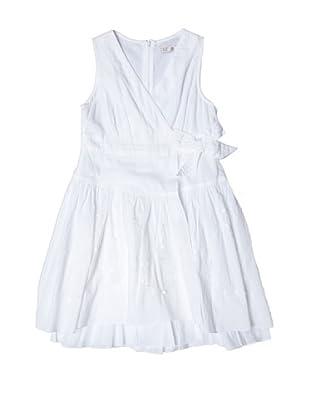 CKS Vestido Casual (Blanco)