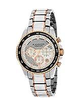 Giordano Analog White Dial Men's Watch - P114-44