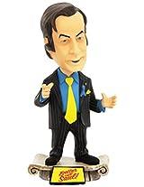 "Mezco Toyz Breaking Bad 6"" Saul Goodman Bobblehead Toy"