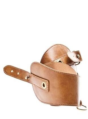 Cortefiel Cinturón Anillas (Camel)