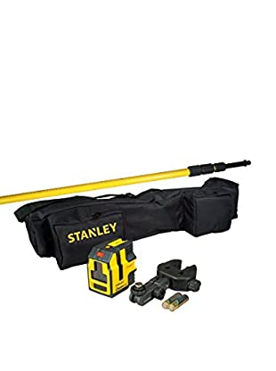 Stanley Manuelle Laserwaage Cross90