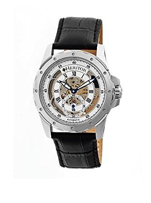 Heritor Automatic Uhr Armstrong Herhr3401 schwarz 48  mm