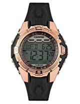 Calypso Black PU Digital Men Watch K5615 9