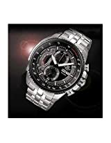 Casio Chronograph ED436 Black Dial Men's Watch - ED436