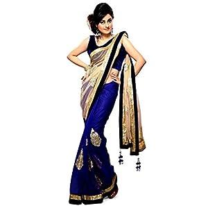 Priyanka in Saifta Award Replica Saree