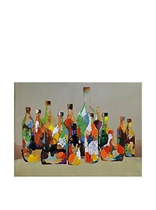 Legendarte Lienzo Bottiglie