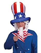 Forum Novelties Inflatable Uncle Sam Hat