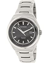 Citizen Analog Black Dial Men's Watch - AW1251-51E