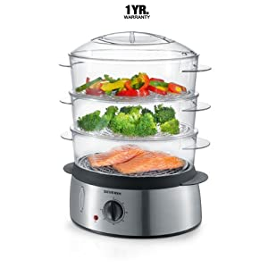 Severin Food Steamer (DG2438)