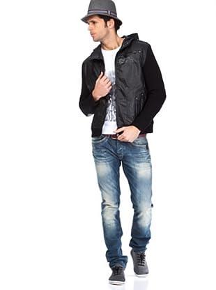 Pepe Jeans Windjacke Putnam (Schwarz)