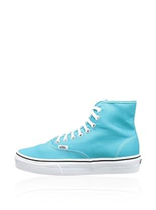 Vans Zapatillas Authentic Hi (Celeste)