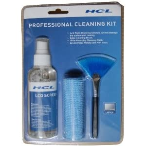 HCL PROFESSIONAL CLEANING KIT
