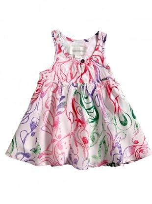 Diesel Kid Kleid Dittyb Baby (weiß/rosa/grün/lila)