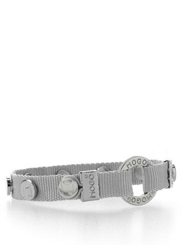 MOGO Design Silver Charmband