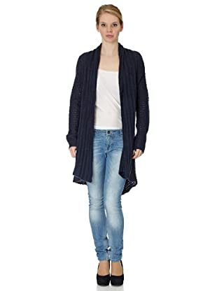 Uttam Boutique Cardigan Bridget (Navy Blue)