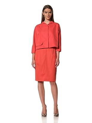 JIL SANDER Women's Techno Taffeta Jacket