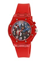 Marvel Analog Multi-Colour Dial Boy's Watch - AW100366