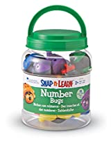 Learning Resources Snap 'n' Learn Number Bugs