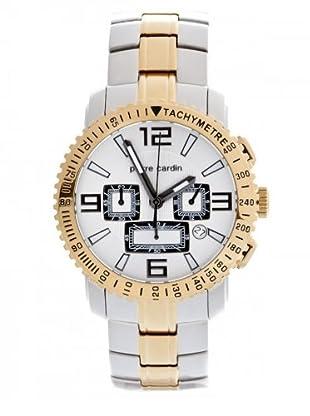 Pierre Cardin PC101721F05 - Reloj de caballero de cuarzo, correa de acero inoxidable color varios colores