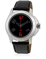 3075Sl04 Black/Black Analog Watch Fastrack