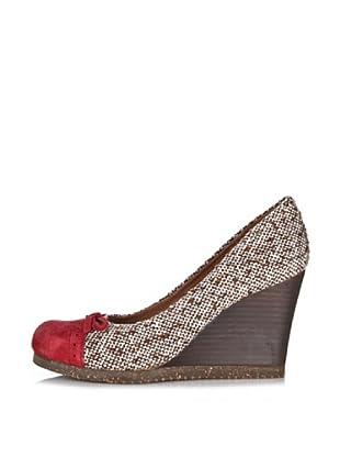 Scholl Contemporary Zapatos Kisal (Vino)
