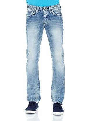 Pepe Jeans London Vaquero Cash (Azul Lavado)