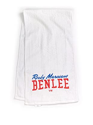 Benlee Toalla Logo Small Fitness (Blanco)