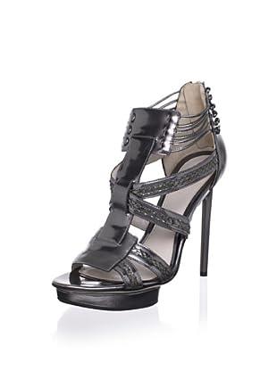 JASON WU Women's Carolyn 2 Platform Sandal (Silver)