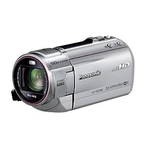 Panasonic デジタルハイビジョンビデオカメラ 内蔵メモリー32GB 光学21倍ズーム HC-V620M