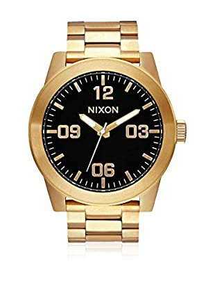 Nixon Reloj con movimiento japonés Man A346-510 48 mm