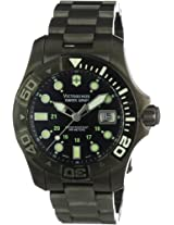 Victorinox Swiss Army Mens 241429 Dive Master 500 Black Ice Black Dial Watch