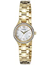 Citizen Analog Mother of Pearl Dial Women's Watch - EJ6092-58D