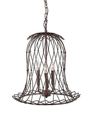 Zuo Chert Ceiling Lamp, Rust