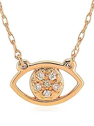 Divas Diamond Halskette Diamond Eye