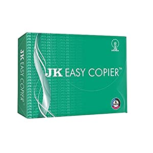 JK Green Copier Paper - A4, 70 GSM, 500 Sheets