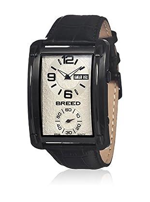 Breed Reloj con movimiento cuarzo suizo Brd3804 Negro 40  mm