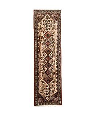 QURAMA Teppich Persian Abadeh beige/mehrfarbig