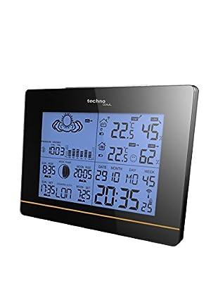 Technoline Wetterstation Ws 6750 schwarz
