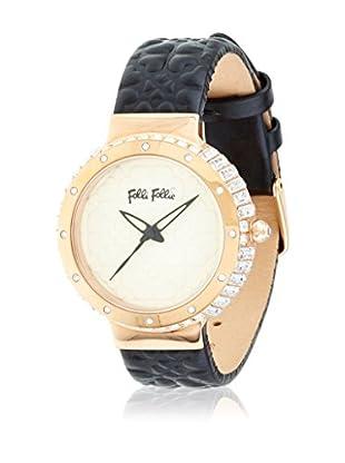 Folli Follie Uhr mit Miyota Uhrwerk Woman H4Hs-Heart4Heart Sym 33.5 mm