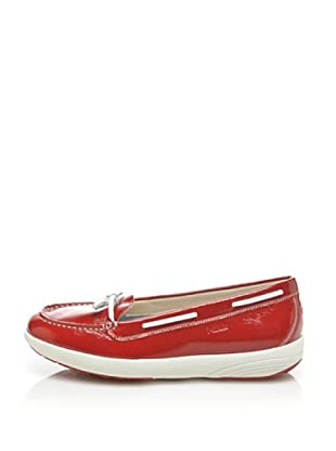 T-Shoes Mokassin (Rot)