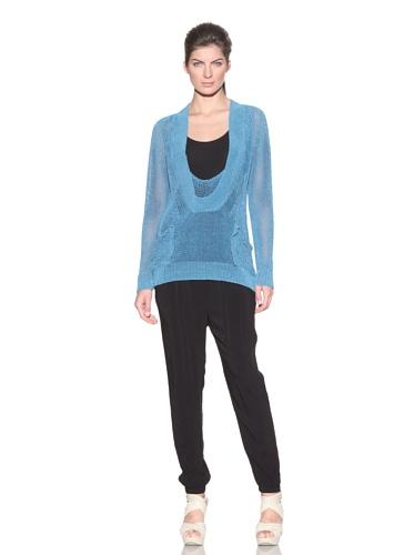 VPL Women's Schlemer Scoop Sweater (Faberge)