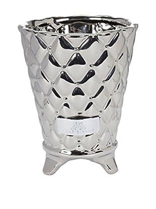 Lene Bjerre Precious Medium Flower Pot, Silver